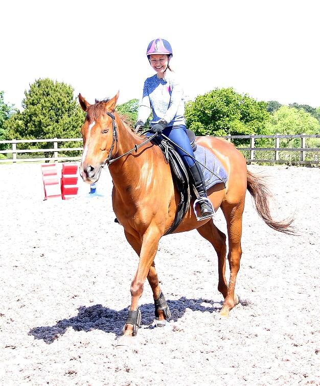 Sharon Howe Riding