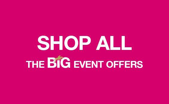 The Big Event | Harry Hall