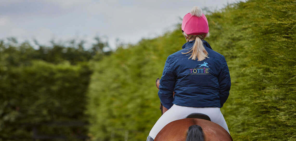 Ride into the New Season with Tottie