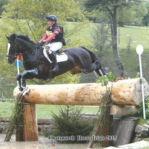 Emily Parker | Caldene Sponsored Rider