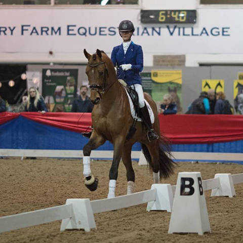 Emma Woolley | Caldene Sponsored Rider