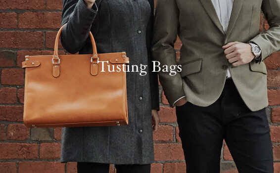 Tusting Bags - The London Collection
