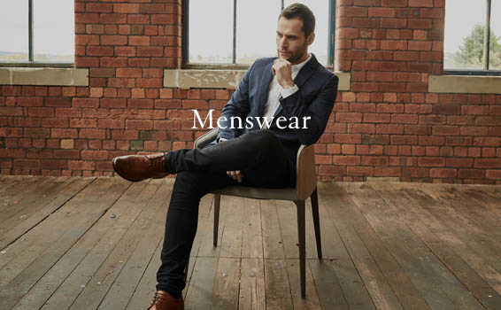 Menswear - The London Collection
