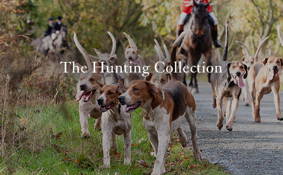 Harry Hall London - The Hunting Collection