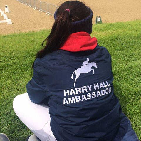 Jenny   Harry Hall Ambassador