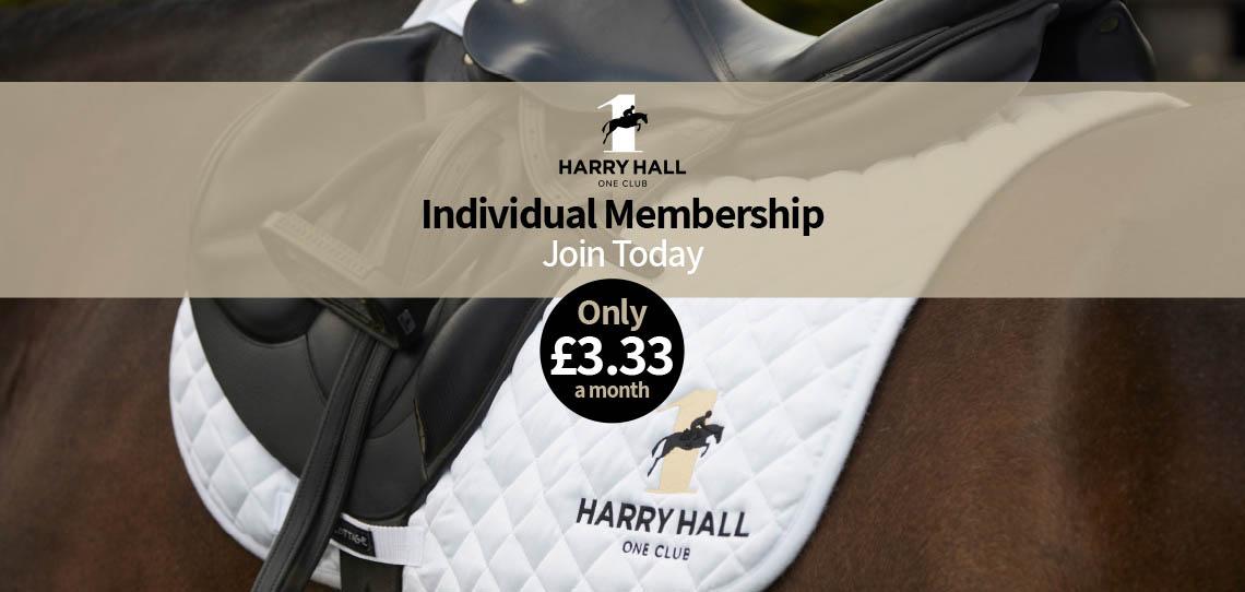 Harry Hall One Club