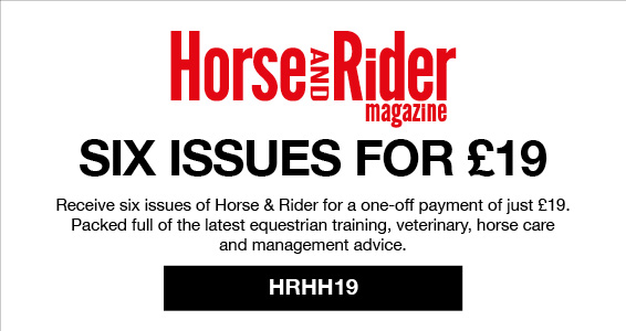 Horse & Rider Magazine | Members Save More at Harry Hall