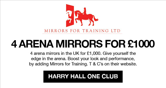 Mirrors for Training | Members Save More at Harry Hall