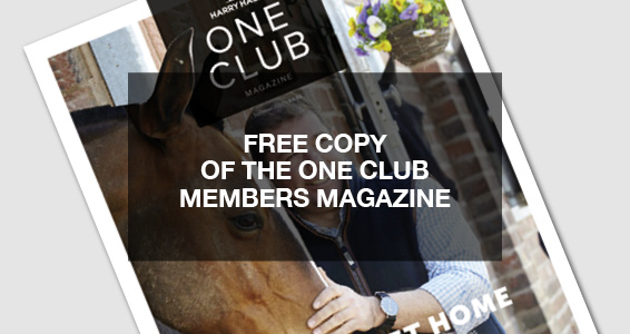 Free Magazine | Members Save More at Harry Hall
