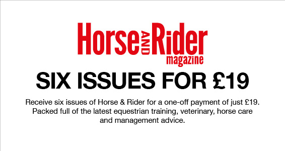 Horse & Rider Magazine   Members Save More at Harry Hall