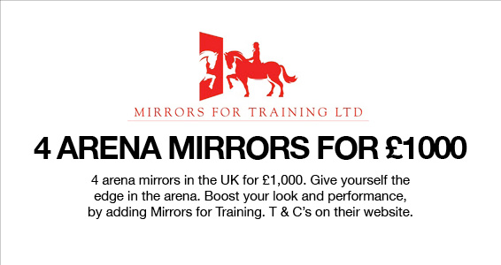 Mirrors for Training   Members Save More at Harry Hall
