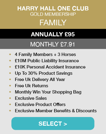 Gold Membership Family | Cover for up to Three Horse and Four Family Members Living at the Same Address
