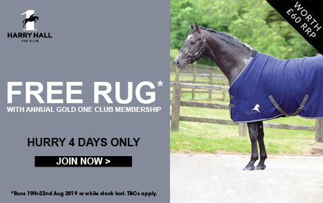 Free Rug When you Join | Harry Hall
