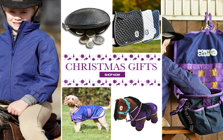 Pony Club Christmas Gifts | Harry Hall
