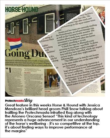 Protechmasta Story | Horse & Hound