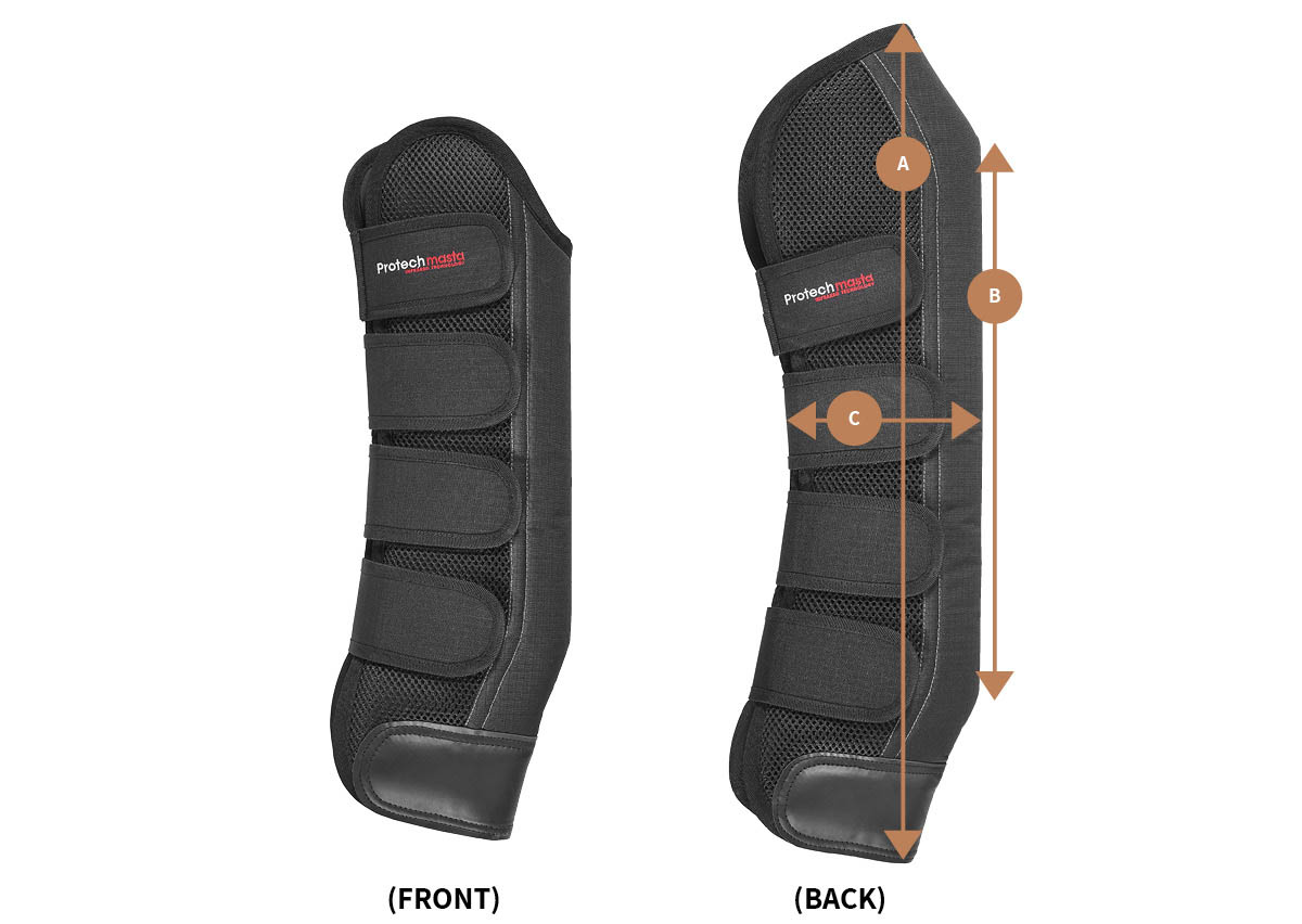 Protechmasta Travel Boots | Size Guide