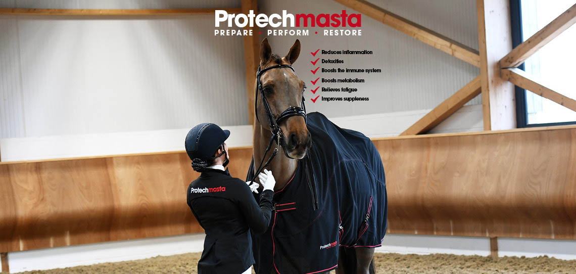 Win with Protechmasta | Harry Hall
