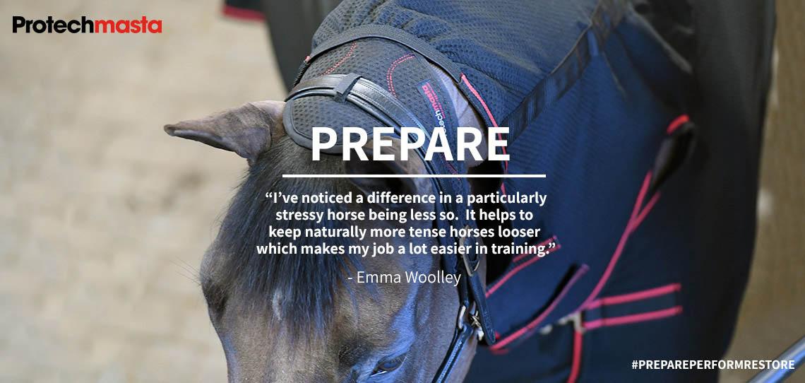 Prepare with Protechmasta | Harry Hall