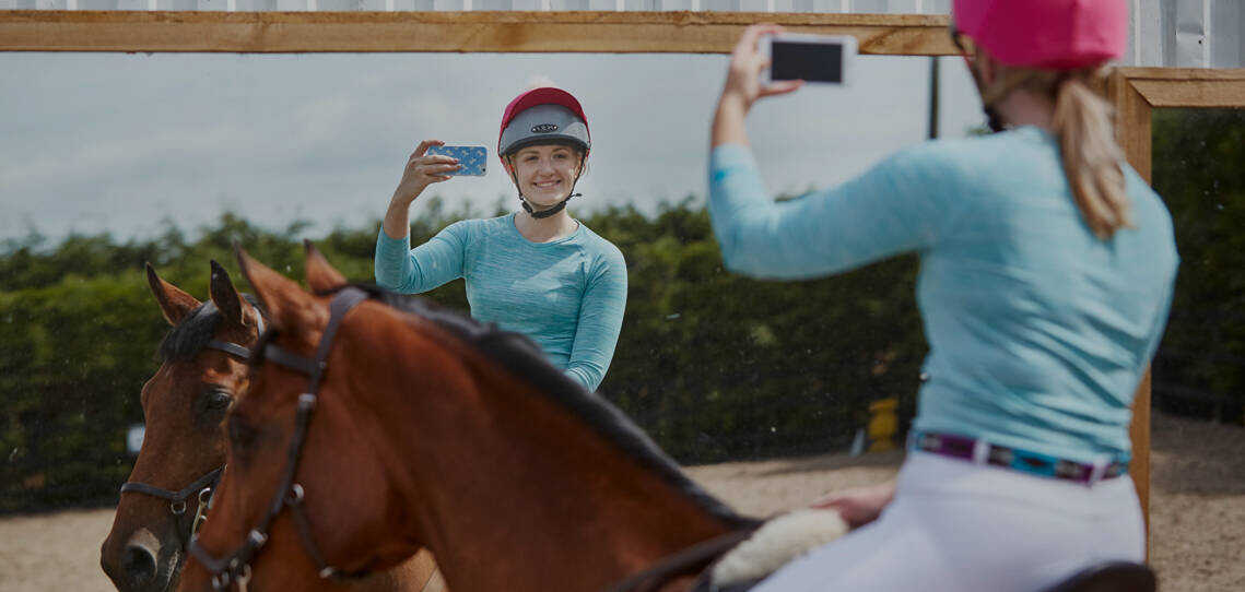 Riding clothes that look great & perform