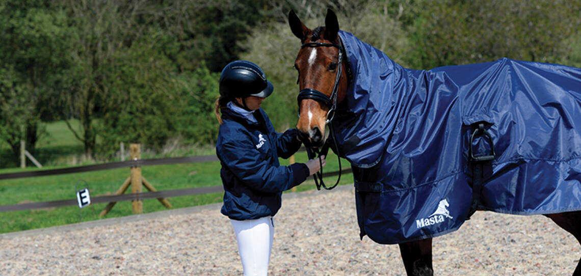 Pack-a-way Showerproof Horse Sheet